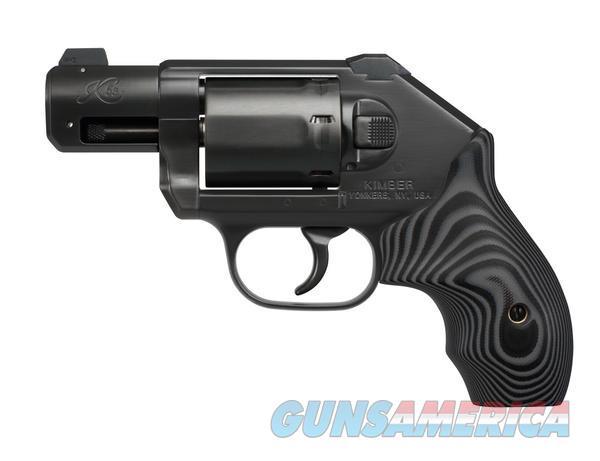 Kimber K6s DC .357mag Carry Melt Finish  Guns > Pistols > Kimber of America Pistols > Revolvers