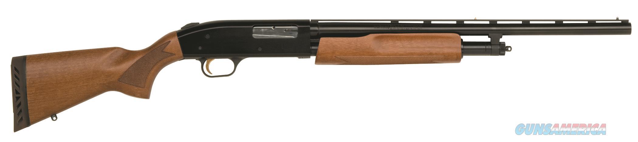 Mossburg 505 Youth 20ga Pump  Guns > Shotguns > Mossberg Shotguns > Pump > Sporting