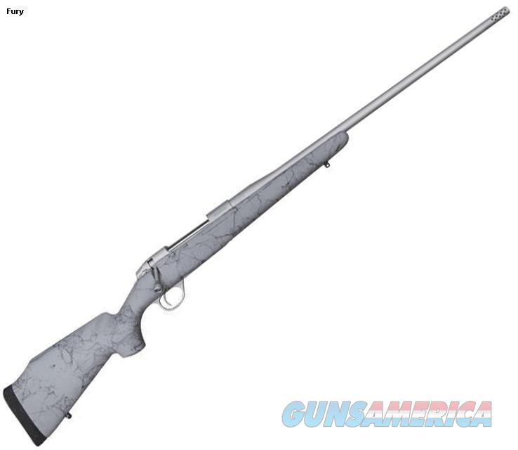 Fierce Fury .300 Win Mag 24 inch Barrel With Muzzle Break  Guns > Rifles > F Misc Rifles