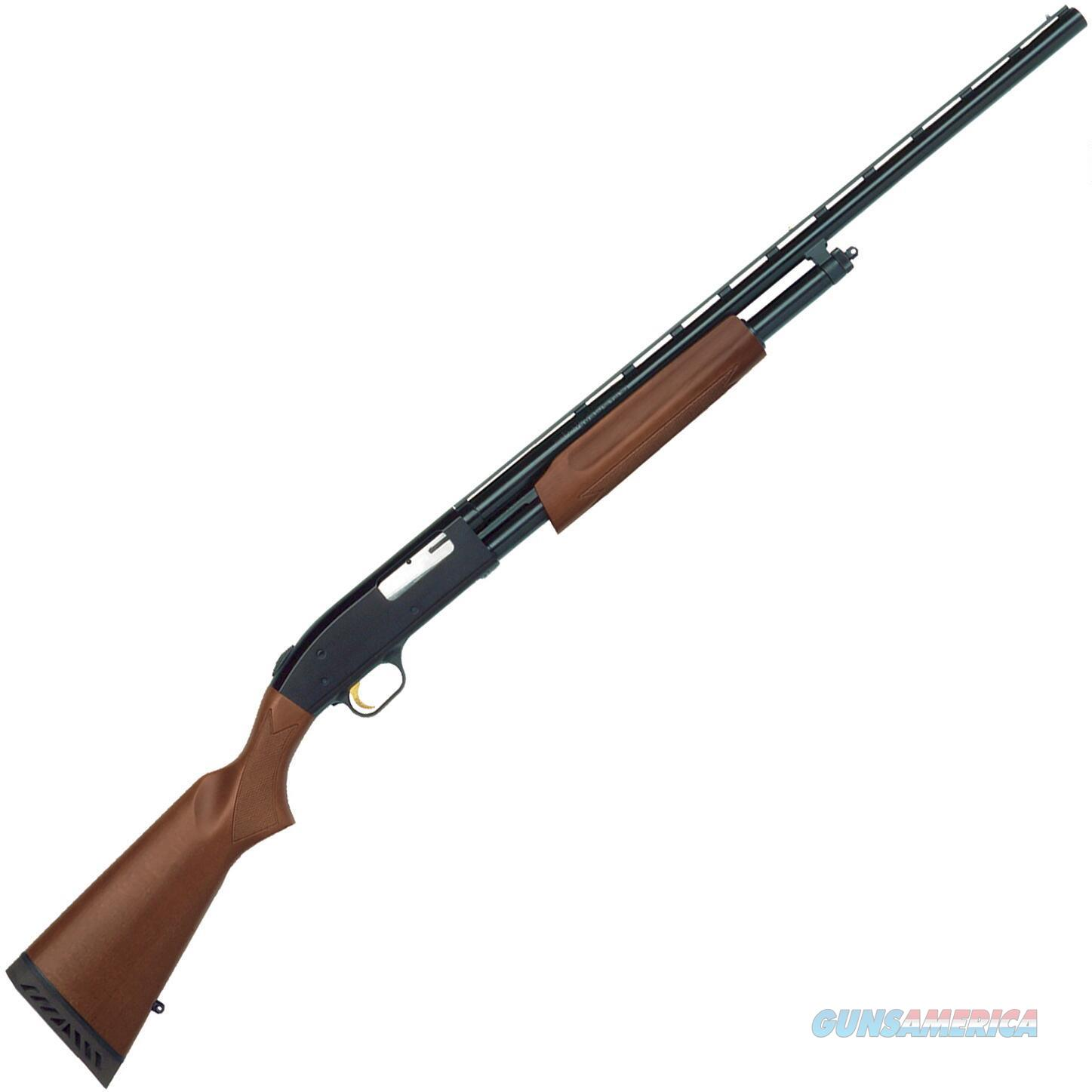 Mossberg 500 20g 26' Blue Wood  Guns