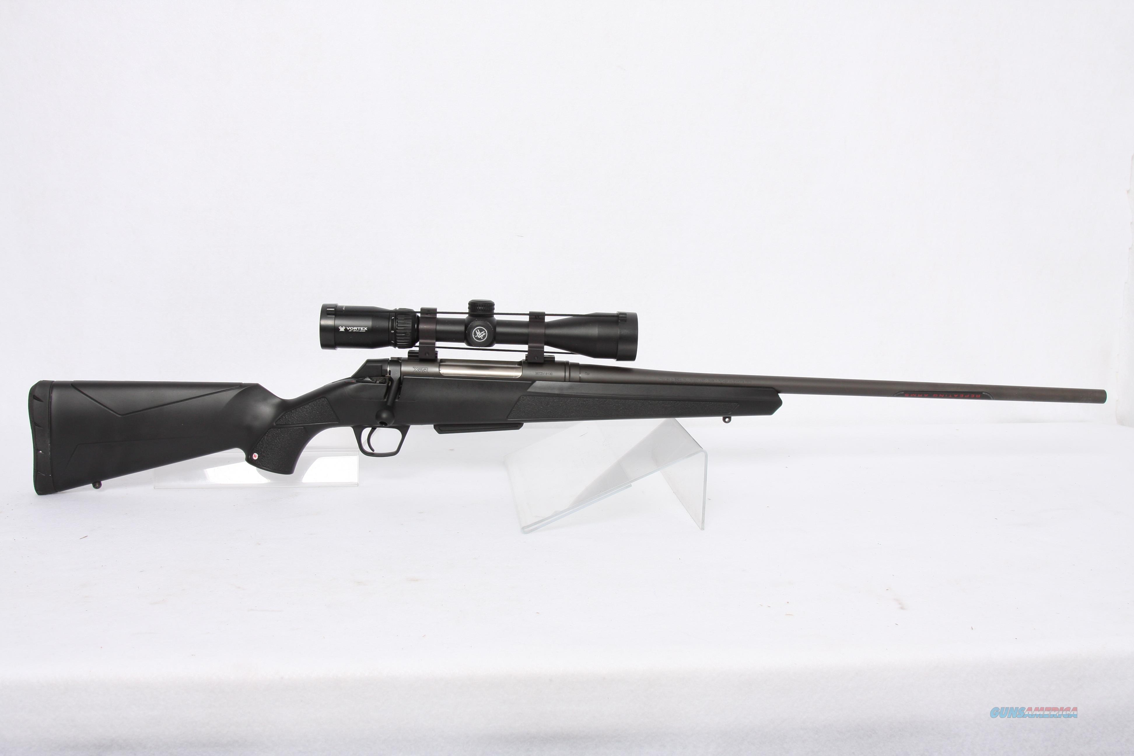 Winchester XPR Rifle Combo .270win Vortex CFII 3-9x40  Guns > Rifles > Winchester Rifles - Modern Bolt/Auto/Single > Other Bolt Action