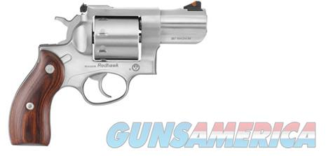 Ruger Redhawk .357mag 2.75in Stainless  Guns > Pistols > Ruger Double Action Revolver > Redhawk Type