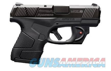 Mossberg MC-1 9mm 3.4in Black Viridian Laser  Guns > Pistols > Mossberg Pistols > MC1