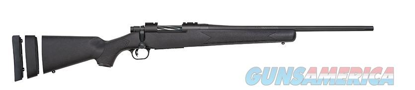 Mossberg Patriot Super Bantam .243win Black  Guns > Rifles > Mossberg Rifles > Patriot
