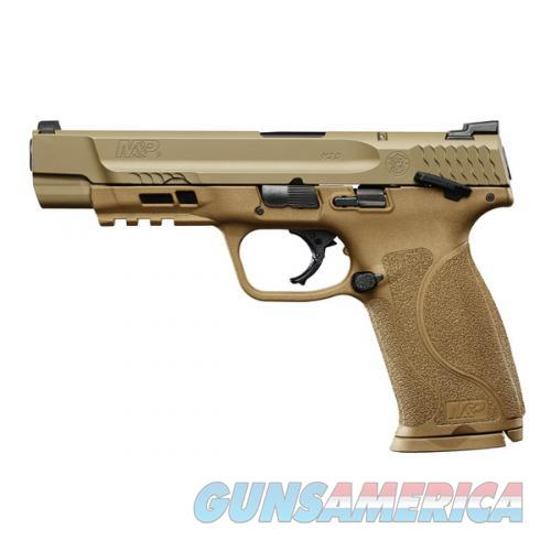 Smith & Wesson MP M2 9mm 5in FDE  Guns > Pistols > Smith & Wesson Pistols - Autos > Steel Frame