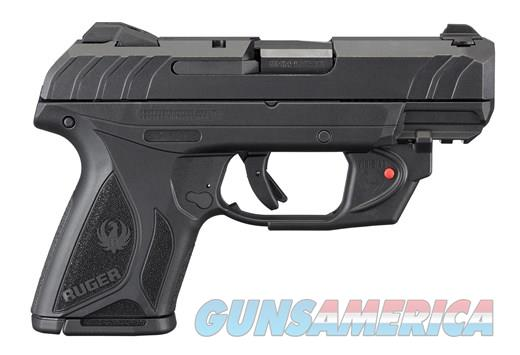 Ruger Security 9 Compact 9mm 3.42in. 10rds. Black  Guns > Pistols > Ruger Semi-Auto Pistols > Security 9