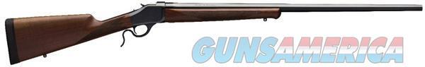 Winchester 1885 High Wall Hunter 6.5 Creedmoor Black Walnut  Guns > Rifles > Winchester Rifles - Pre-1899 Lever