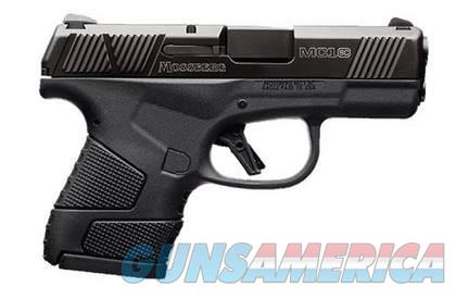 Mossberg MC-1 9mm 3.4in Black  Guns > Pistols > Mossberg Pistols > MC1