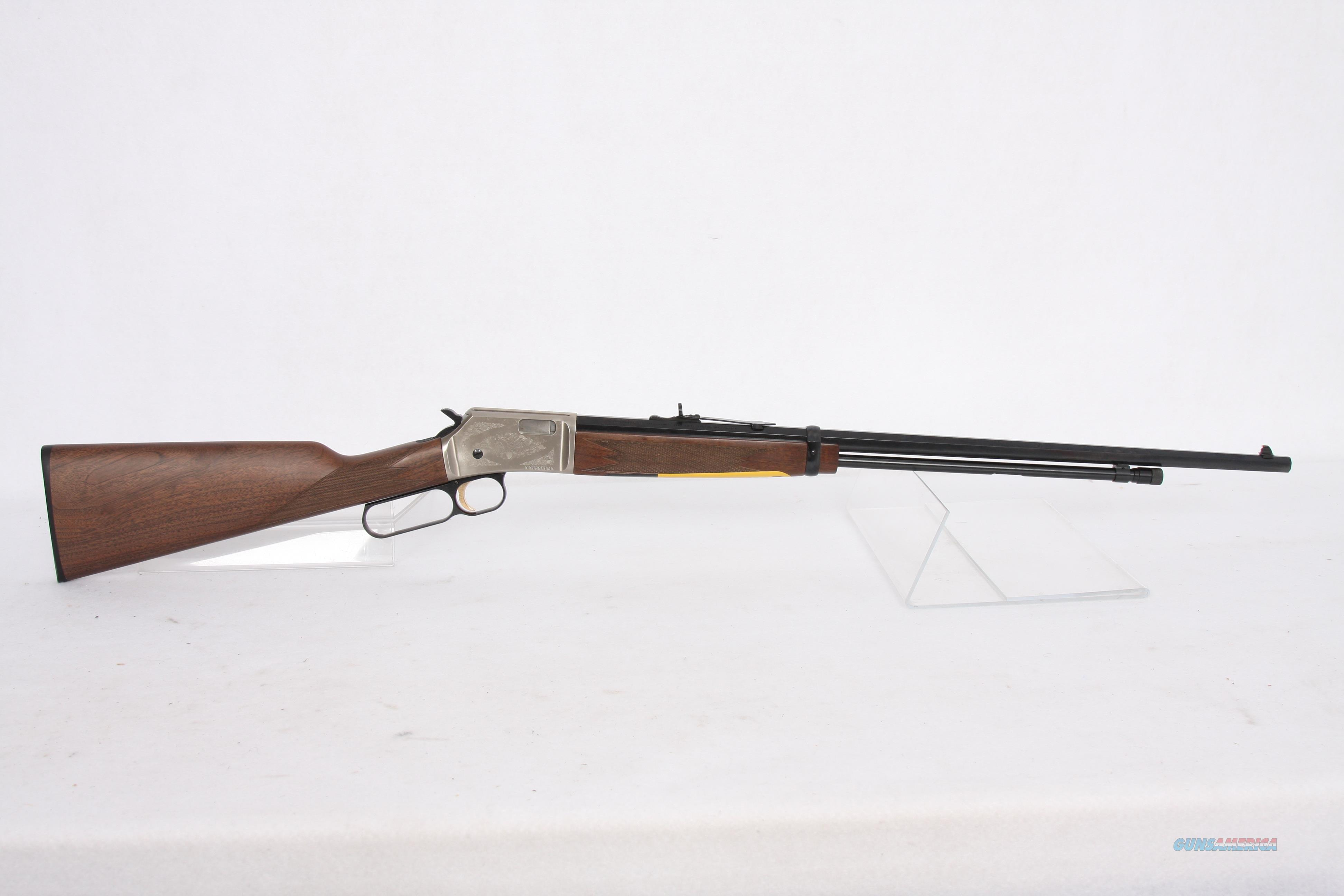 Browning BL-22 Grade II Octagon Barrel .22Lr 24in  Guns > Rifles > Browning Rifles > Lever Action