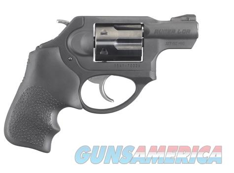 Ruger LCRx .327Fed 1.87in Black  Guns > Pistols > Ruger Double Action Revolver > LCR
