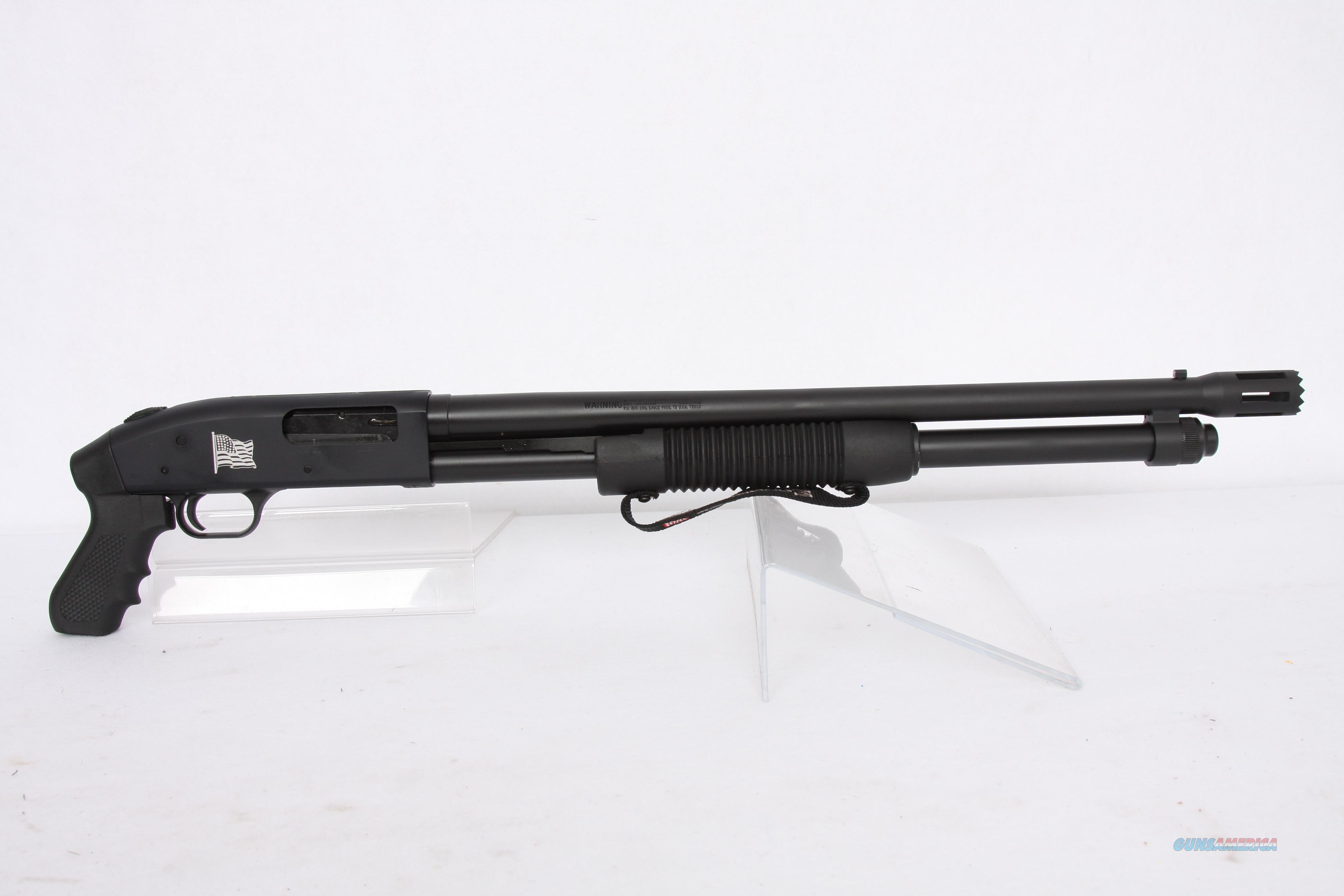 Mossberg 590 American 12g 23in  Guns > Shotguns > Mossberg Shotguns > Pump > Tactical