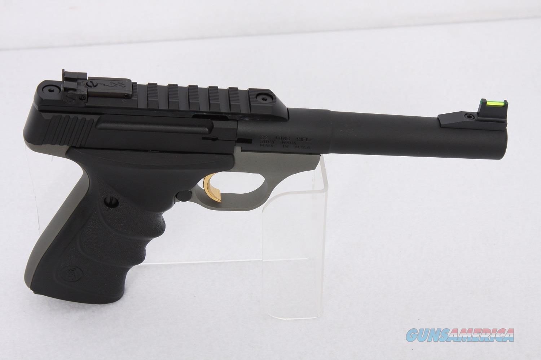 Browning Buck Mark Plus Practical URX .22Lr  Guns > Pistols > Browning Pistols > Buckmark