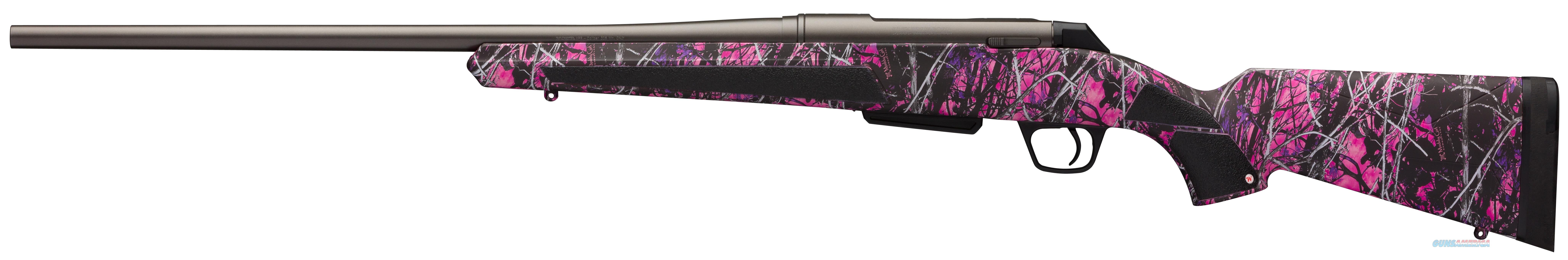 Winchester XPR Muddy Girl 7mm-08  Guns > Rifles > Winchester Rifles - Modern Bolt/Auto/Single > Autoloaders