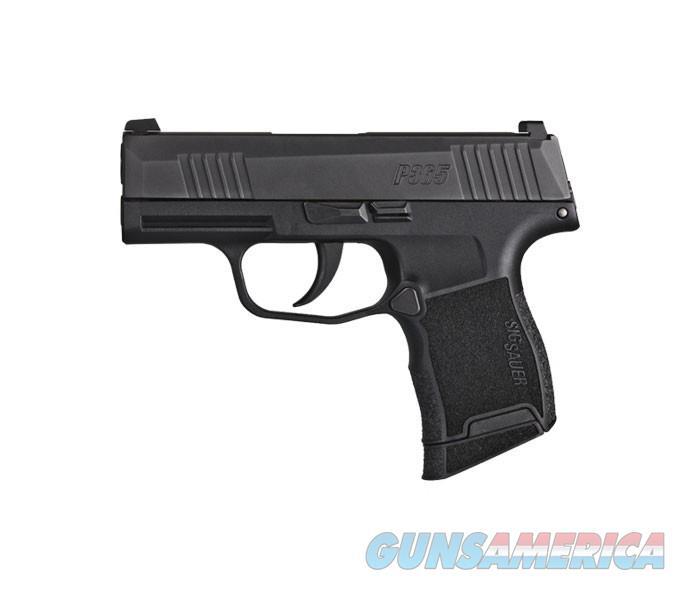 Sig Sauer P365 Nitron Micro Black  Guns > Pistols > Sig - Sauer/Sigarms Pistols > P365