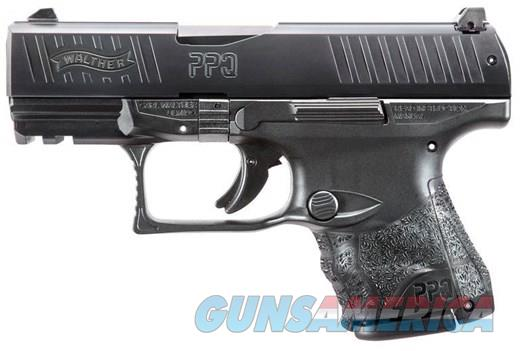 Walther PPQ M2 Sub Compact 9mm 3.5in Black  Guns > Pistols > Walther Pistols > Post WWII > P99/PPQ