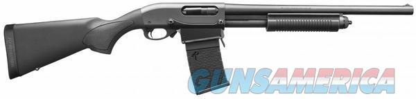 Remington 870 DM 12g 18.5in Black 6rd   Guns > Shotguns > Remington Shotguns  > Pump > Hunting