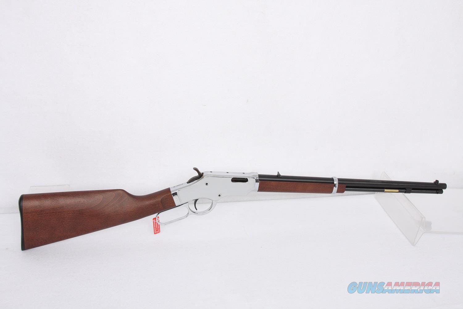 Uberti Silverboy .22Lr Chrome 19in Sale  Guns > Rifles > Uberti Rifles > Lever Action