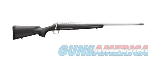 Browning X-Bolt Pro Stainless 6.5CM 22in  Guns > Rifles > Browning Rifles > Bolt Action > Hunting > Stainless