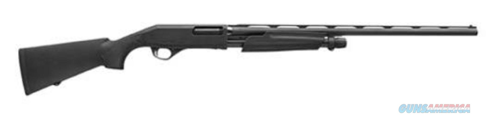 Stoeger P3000 12ga Black 26in 3in  Guns > Shotguns > Stoeger Shotguns