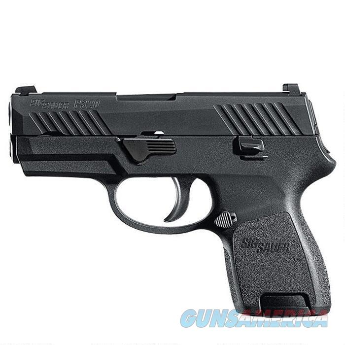 Sig Sauer P320 Sub Compact 9mm 3.6in Black  Guns > Pistols > Sig - Sauer/Sigarms Pistols > P320