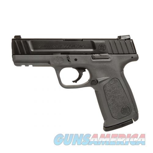SW SD9 9mm 4in Gray  Guns > Pistols > Smith & Wesson Pistols - Autos > Polymer Frame