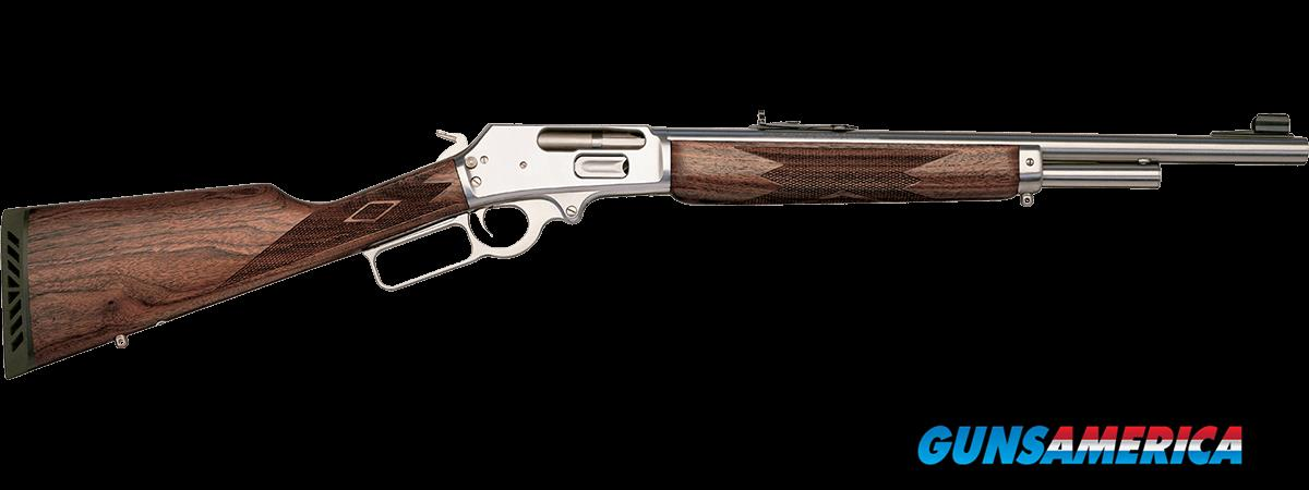 Marlin 1895GS .45-70 18.5in Stainless Wood  Guns > Rifles > Marlin Rifles > Modern > Lever Action