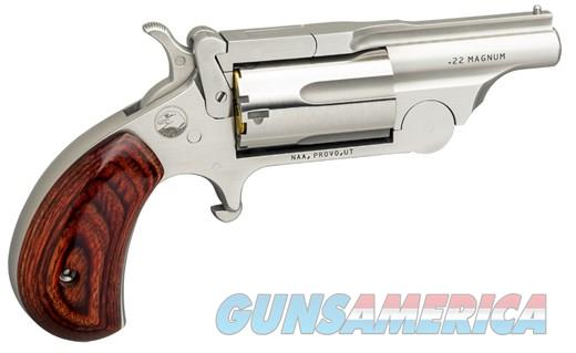 NAA Ranger II .22mag 1.625in Stainless  Guns > Pistols > North American Arms Pistols
