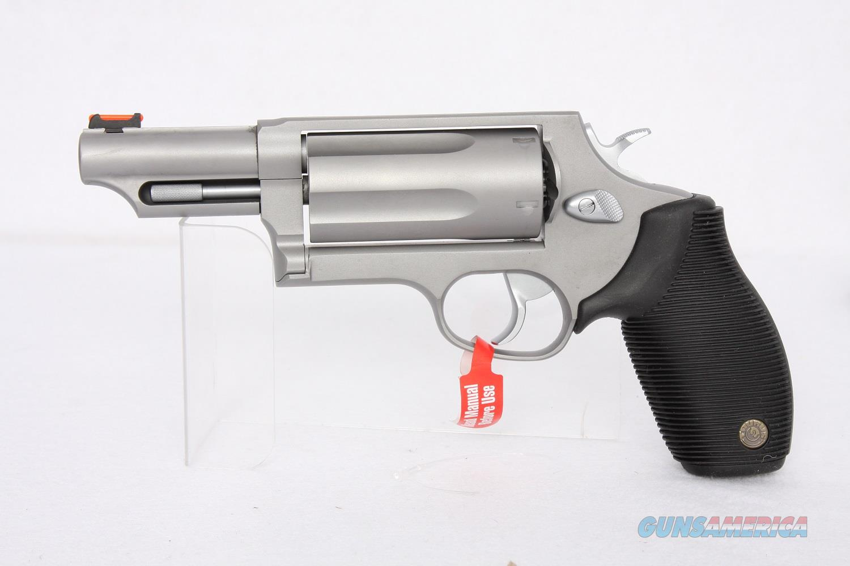 Taurus Judge .45/410 3' Mag SS  Guns > Pistols > Taurus Pistols > Revolvers