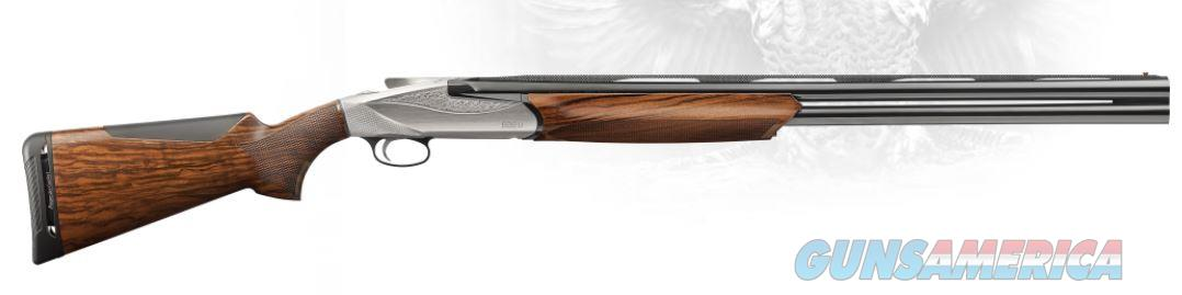 Benelli 828U 12g Engraved Satin Walnut 28in  Guns > Shotguns > Benelli Shotguns > Sporting