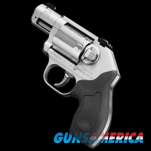 Kimber K6S Stainless .357mag Stainless Black Grip   Guns > Pistols > Kimber of America Pistols > Revolvers