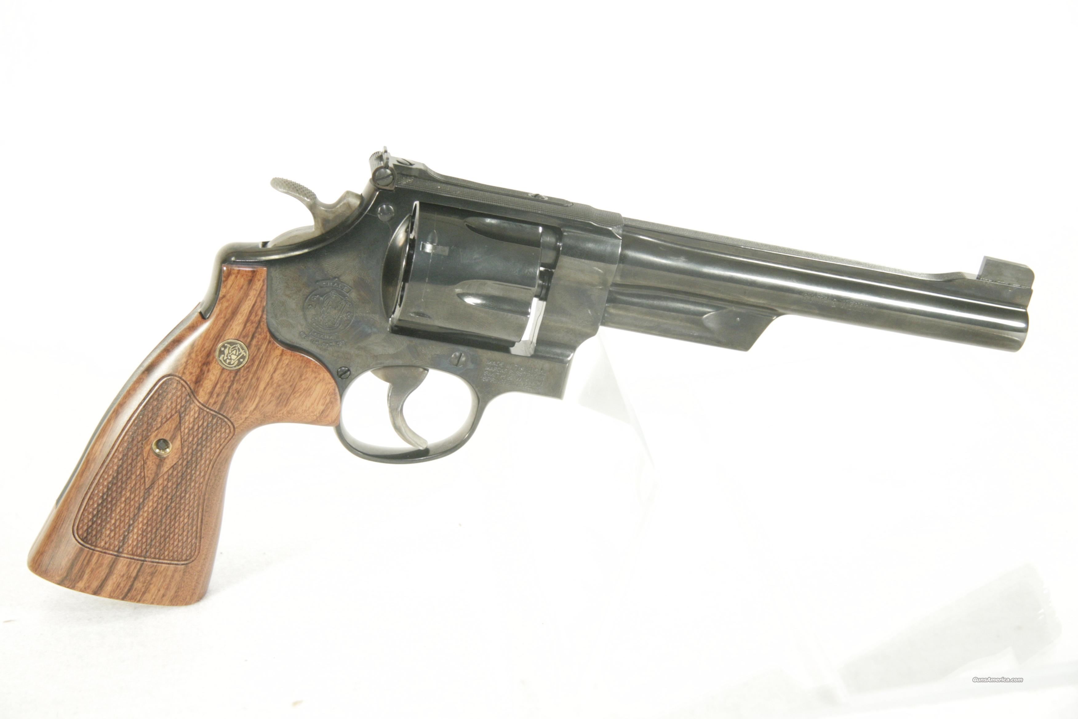 S&W 27 .357Mag 6.5in Blue  Guns > Pistols > Smith & Wesson Revolvers > Full Frame Revolver
