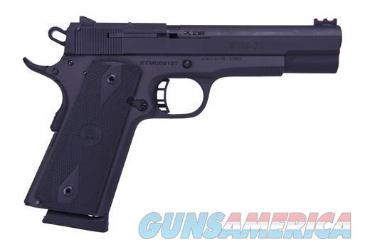 Rock Island M1911 XT22 .22mag 5in  Guns > Pistols > Rock Island Armory Pistols > Rock Island