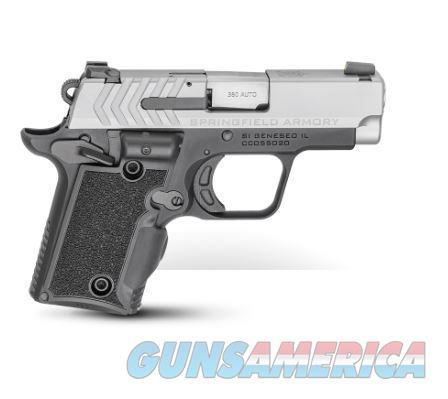 Springfield 911.380acp 2.7in Green Viridian Laser  Guns > Pistols > Springfield Armory Pistols > 911