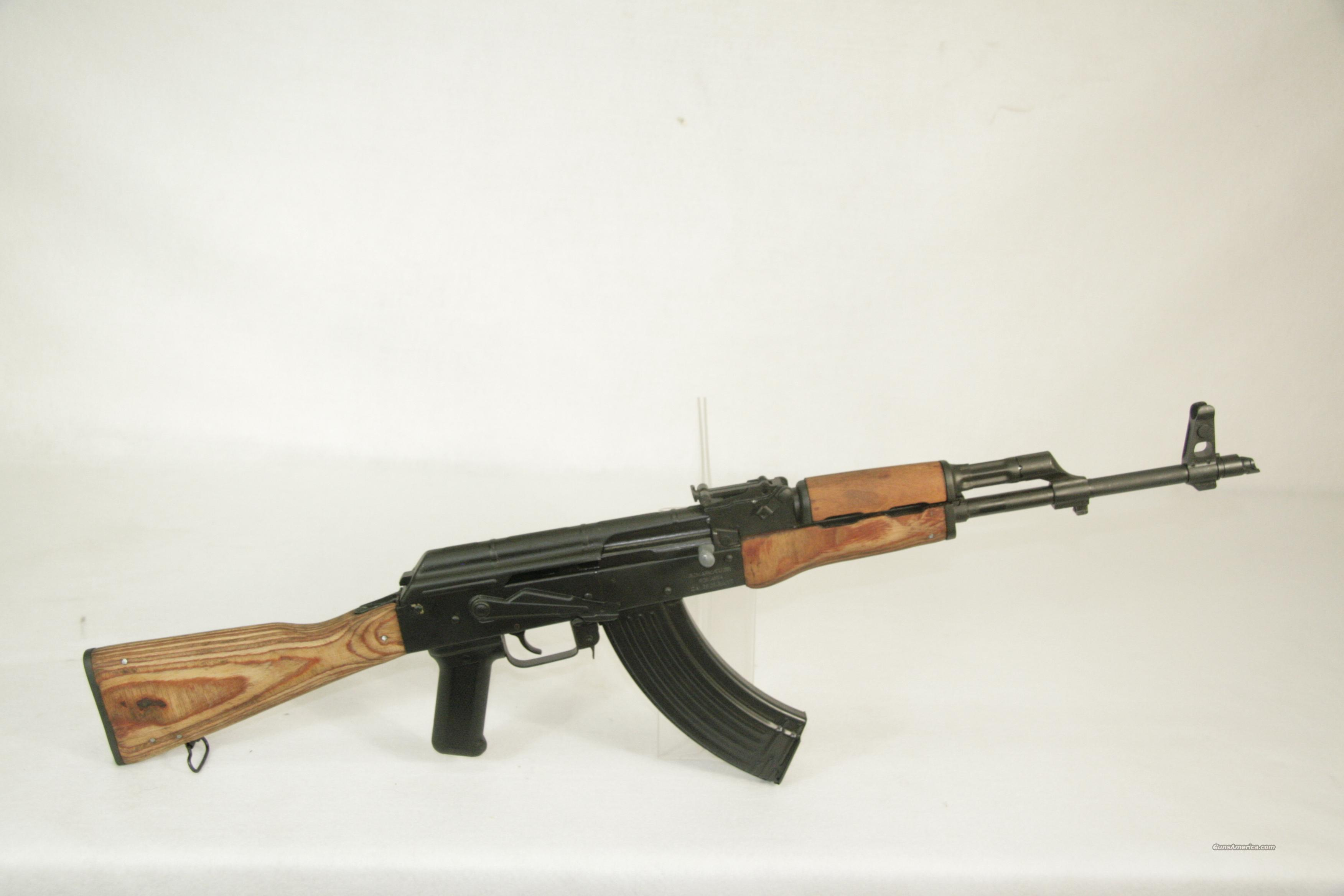 Century AK-47 7.62x39 Wood Stock W/Bayonet/XtraMag  Guns > Rifles > Century International Arms - Rifles > Rifles