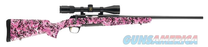 Browning Xbolt Micro .243 20in BTP  Guns > Rifles > Browning Rifles > Bolt Action > Hunting > Blue