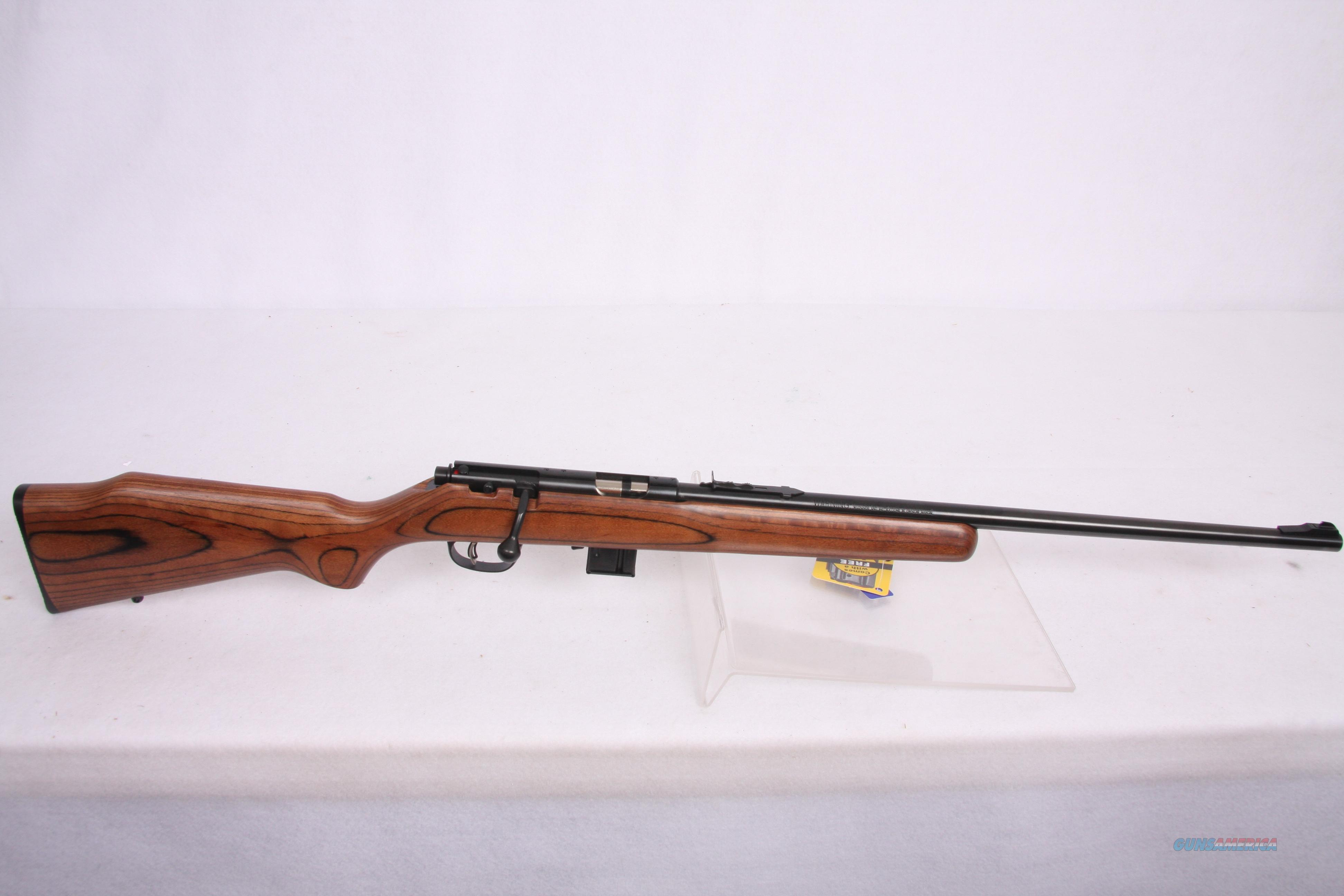 Marlin XT-22 .22Mag Wood  Guns > Rifles > Marlin Rifles > Modern > Bolt/Pump
