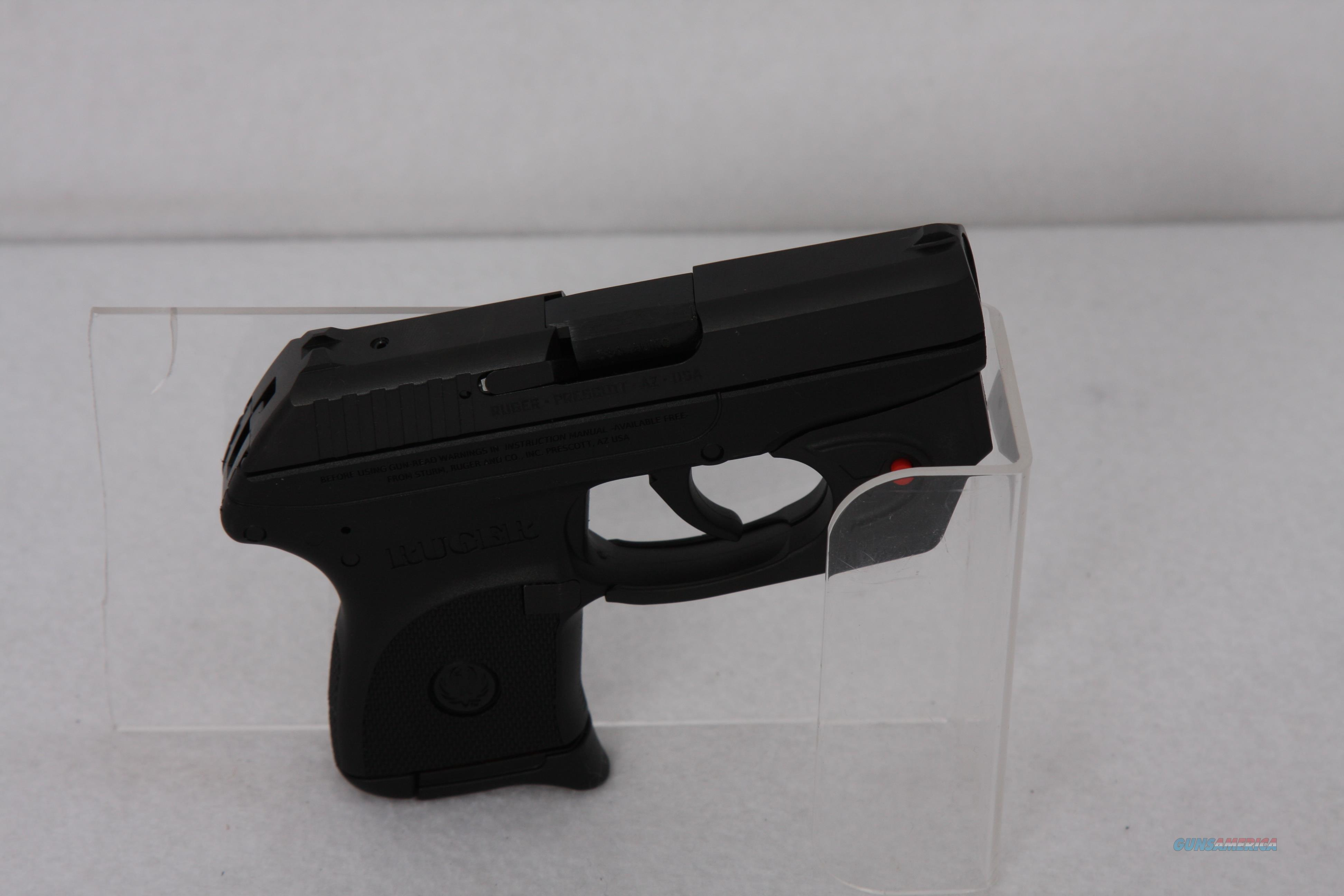 Ruger LCP .380acp Red Virdian Laser  Guns > Pistols > Ruger Semi-Auto Pistols > LCP