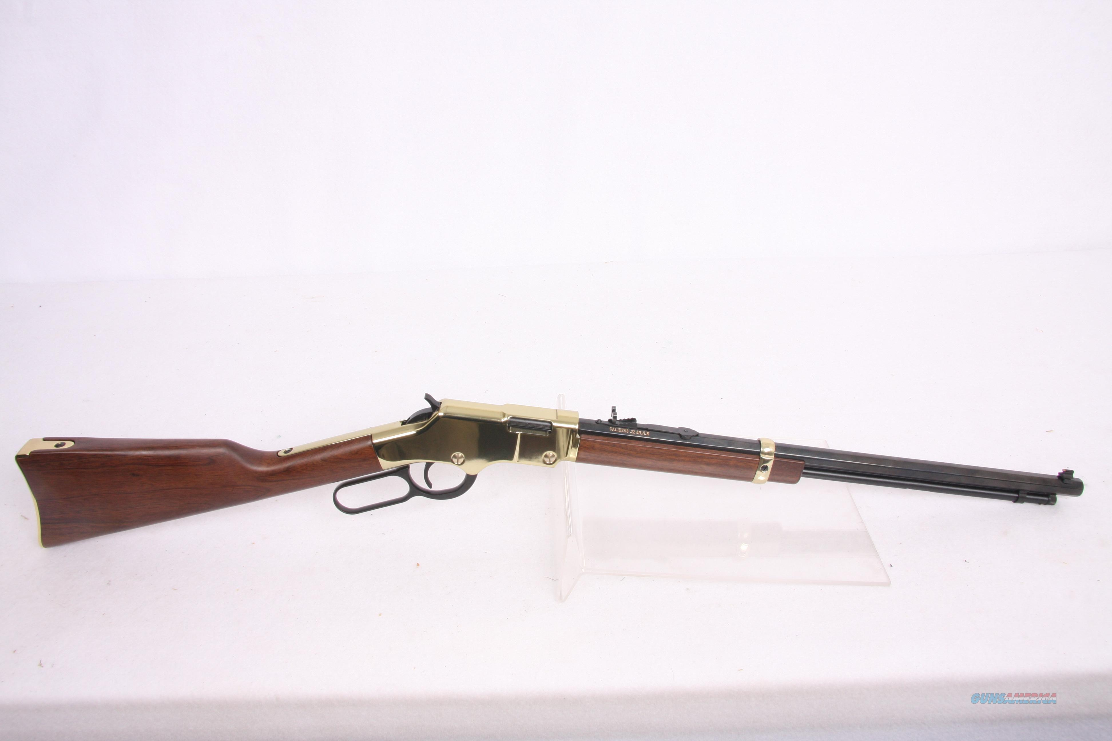 Henry Golden Boy .22Lr   Guns > Rifles > Henry Rifle Company