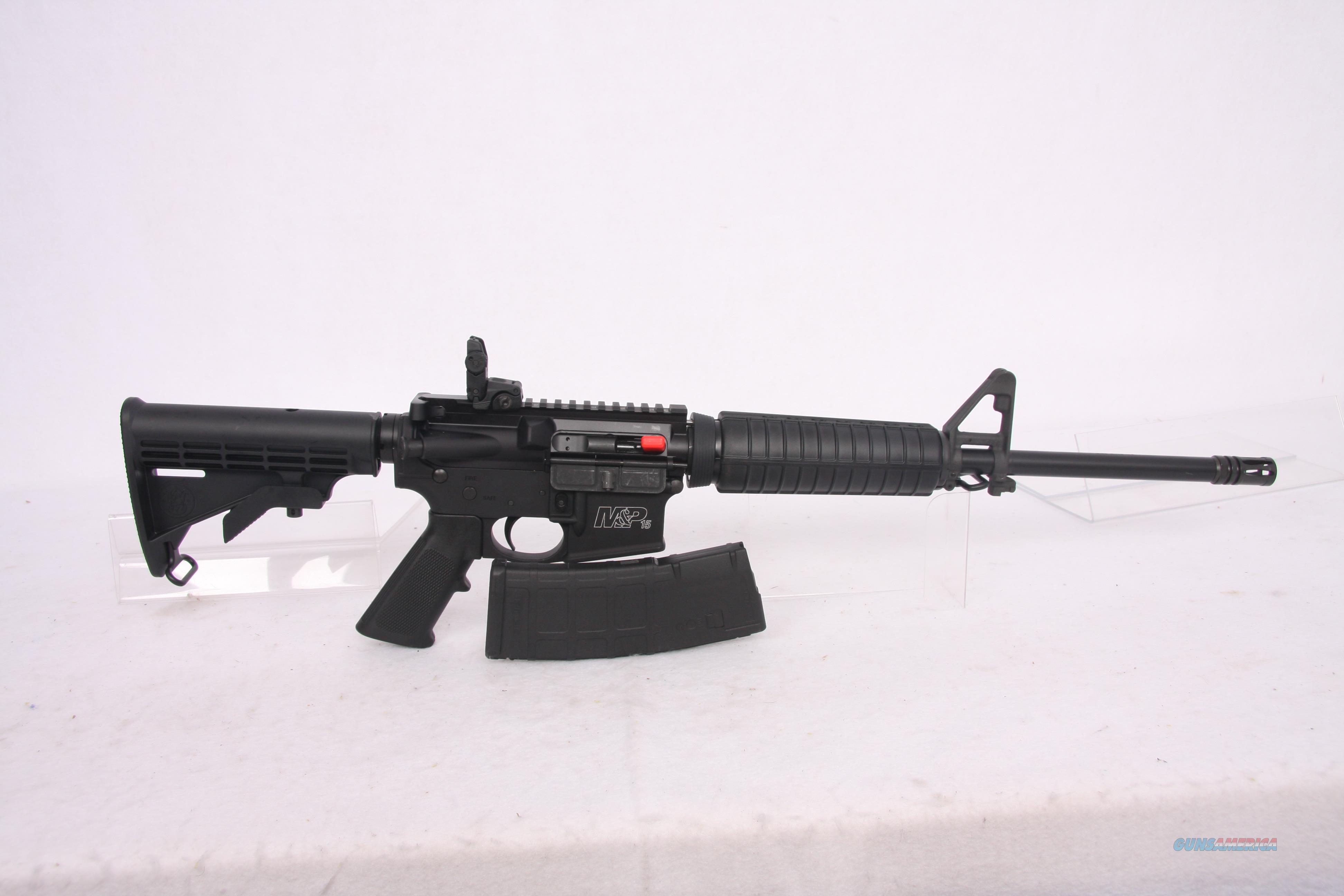 S&W M&P 15 Sport 2 5.56  Guns > Rifles > Smith & Wesson Rifles > M&P