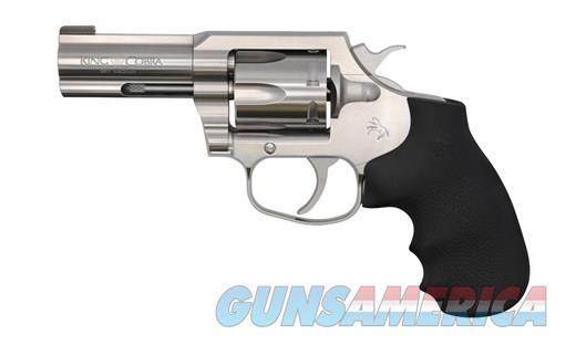Colt King Cobra .357mag 3in Stainless  Guns > Pistols > Colt Double Action Revolvers- Modern