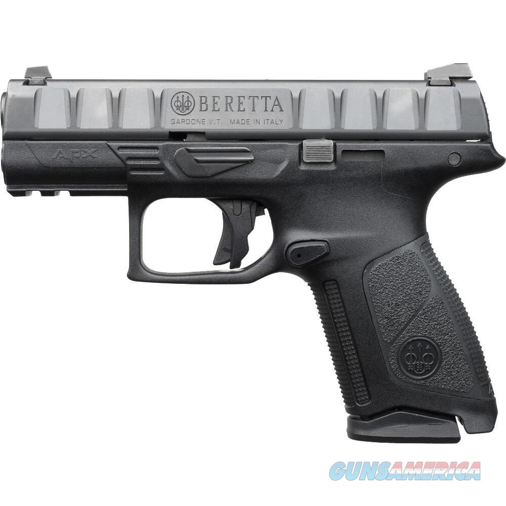Beretta APX Centurion 9mm 15rd  Guns > Pistols > Beretta Pistols > Polymer Frame