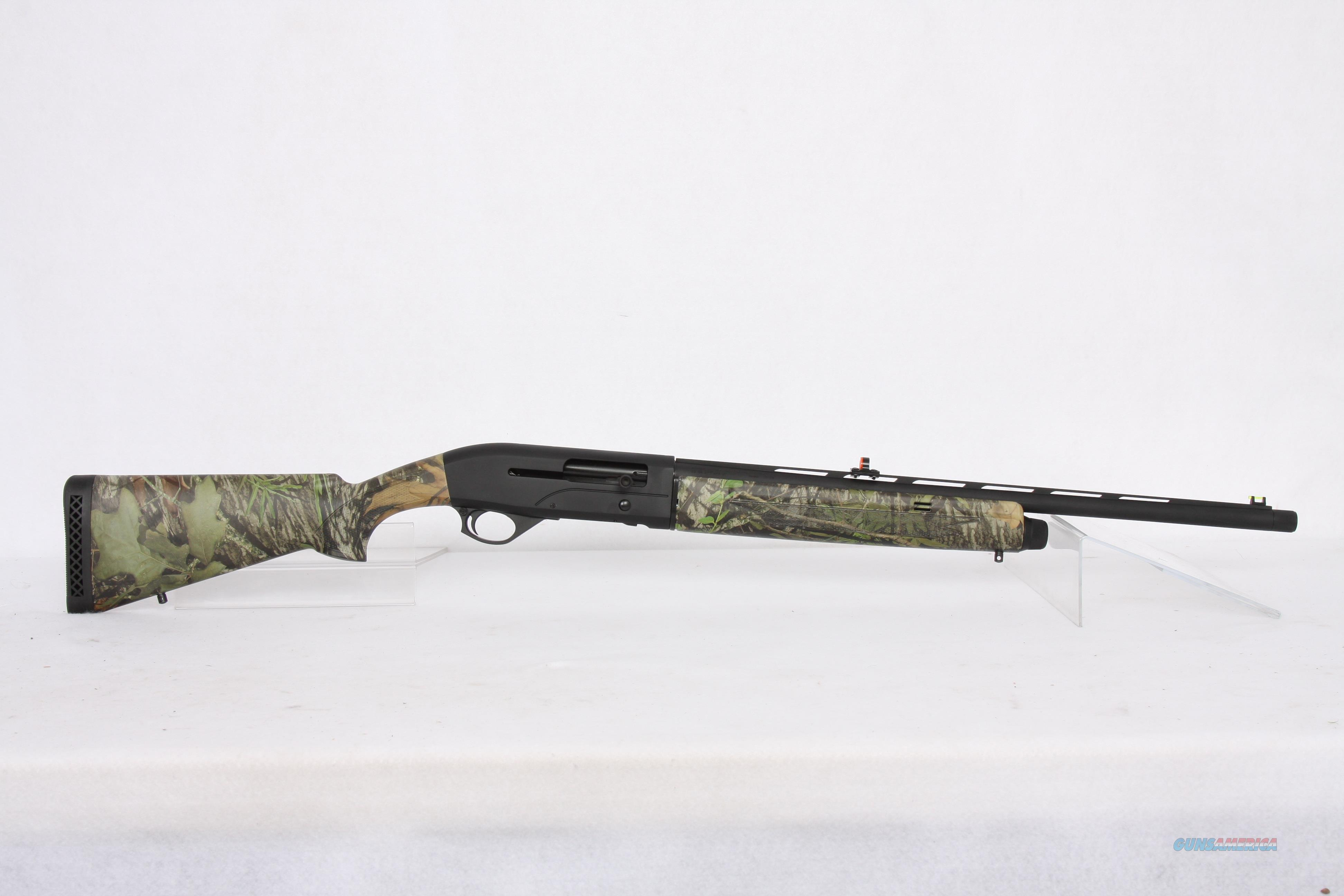 Mossberg SA-20 Turkey 20g 22in Mossy Oak Obsession  Guns > Shotguns > Mossberg Shotguns > Autoloaders