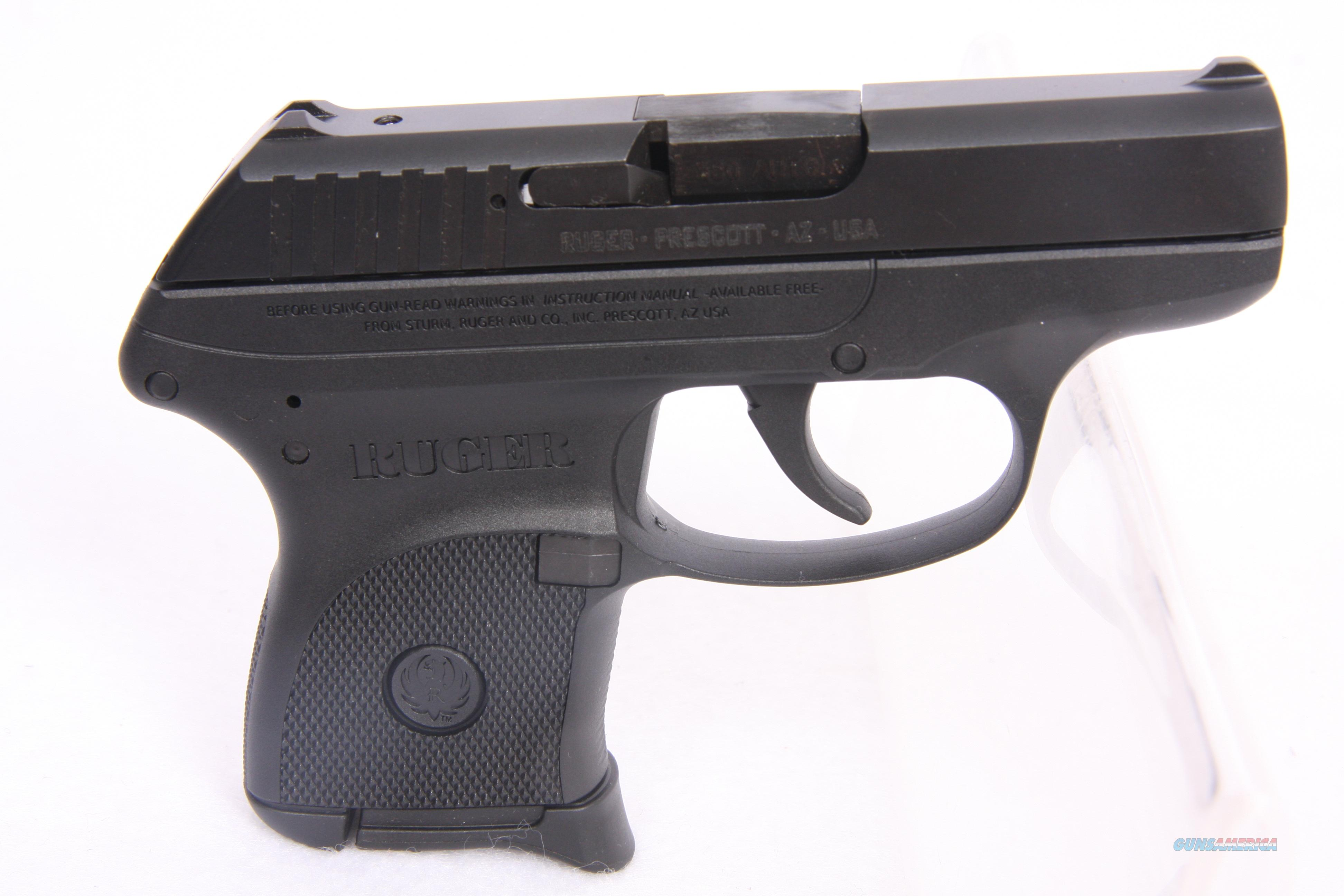 Ruger LCP .380 Blued  Guns > Pistols > Ruger Semi-Auto Pistols > LCP
