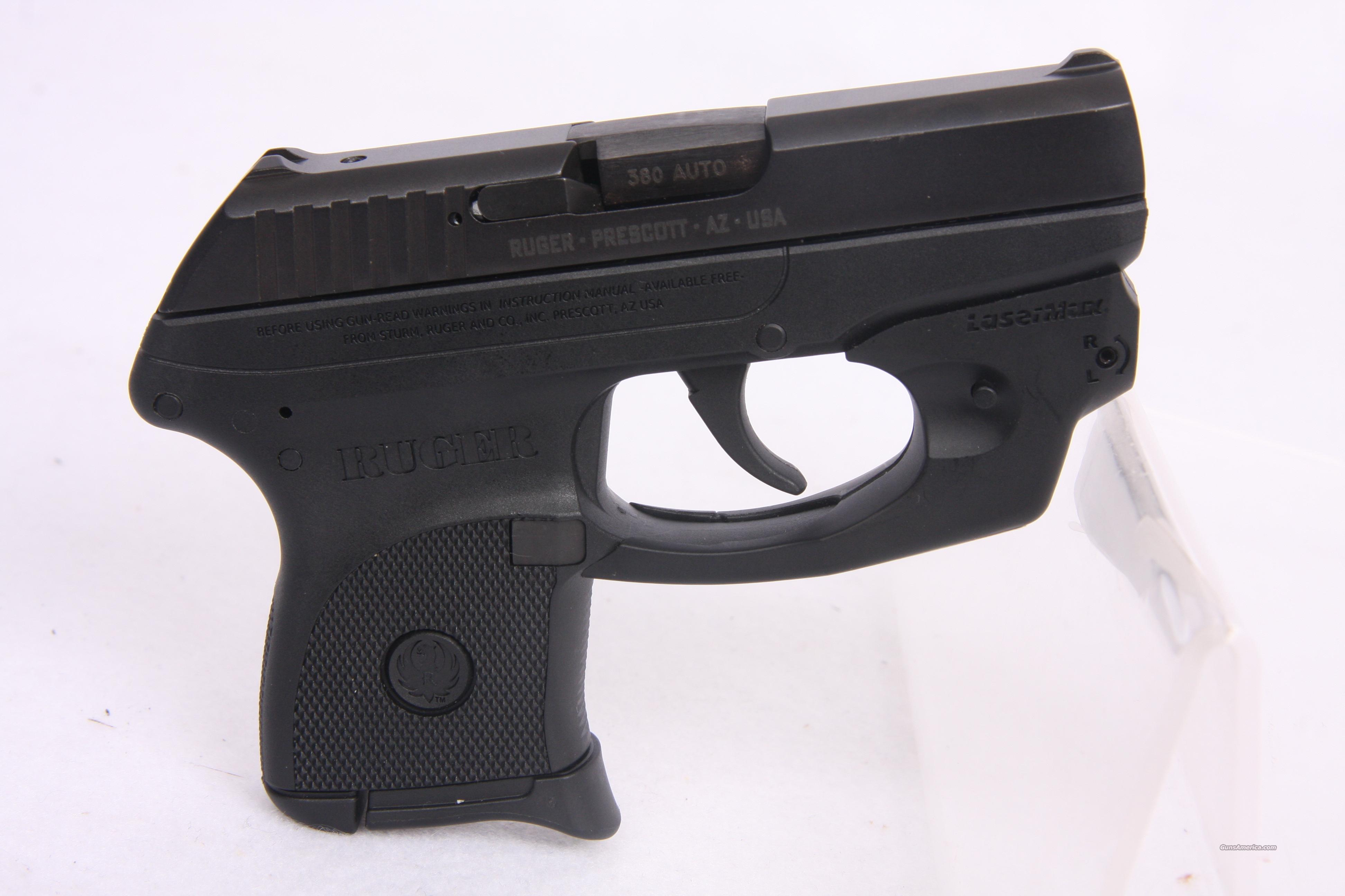 Ruger LCP .380 Blued Lasermax  Guns > Pistols > Ruger Semi-Auto Pistols > LCP
