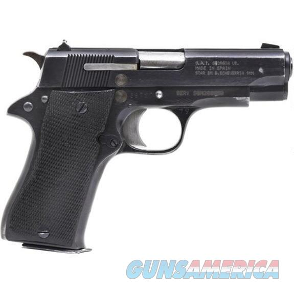 Century Star 9mm 3.77in Black Good Frame  Guns > Pistols > Century International Arms - Pistols > Pistols