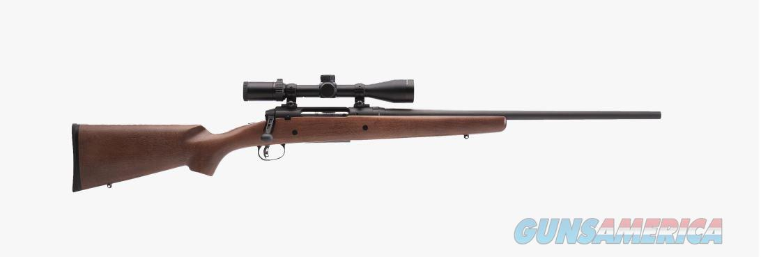 Savage Axis II XP 6.5CM Wood  Guns > Rifles > Savage Rifles > Axis
