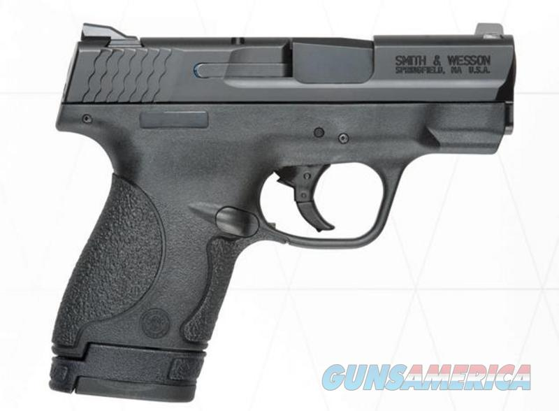 Smith and Wesson Shield 9mm 3.1in MCR  Guns