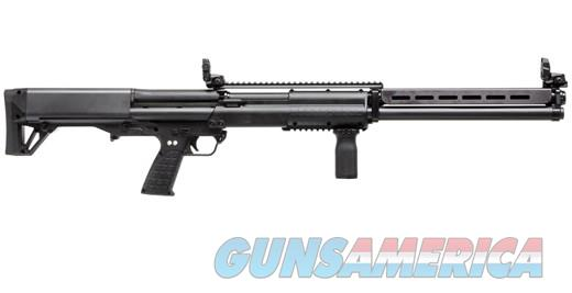 Kel-Tec KSG-25 Tactical Pump Shotgun 12g 30.5in  Guns > Shotguns > Kel-Tec Shotguns > KSG