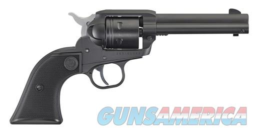 Ruger Wrangler .22Lr 4.62in Black  Guns > Pistols > Ruger Cap & Ball Revolvers