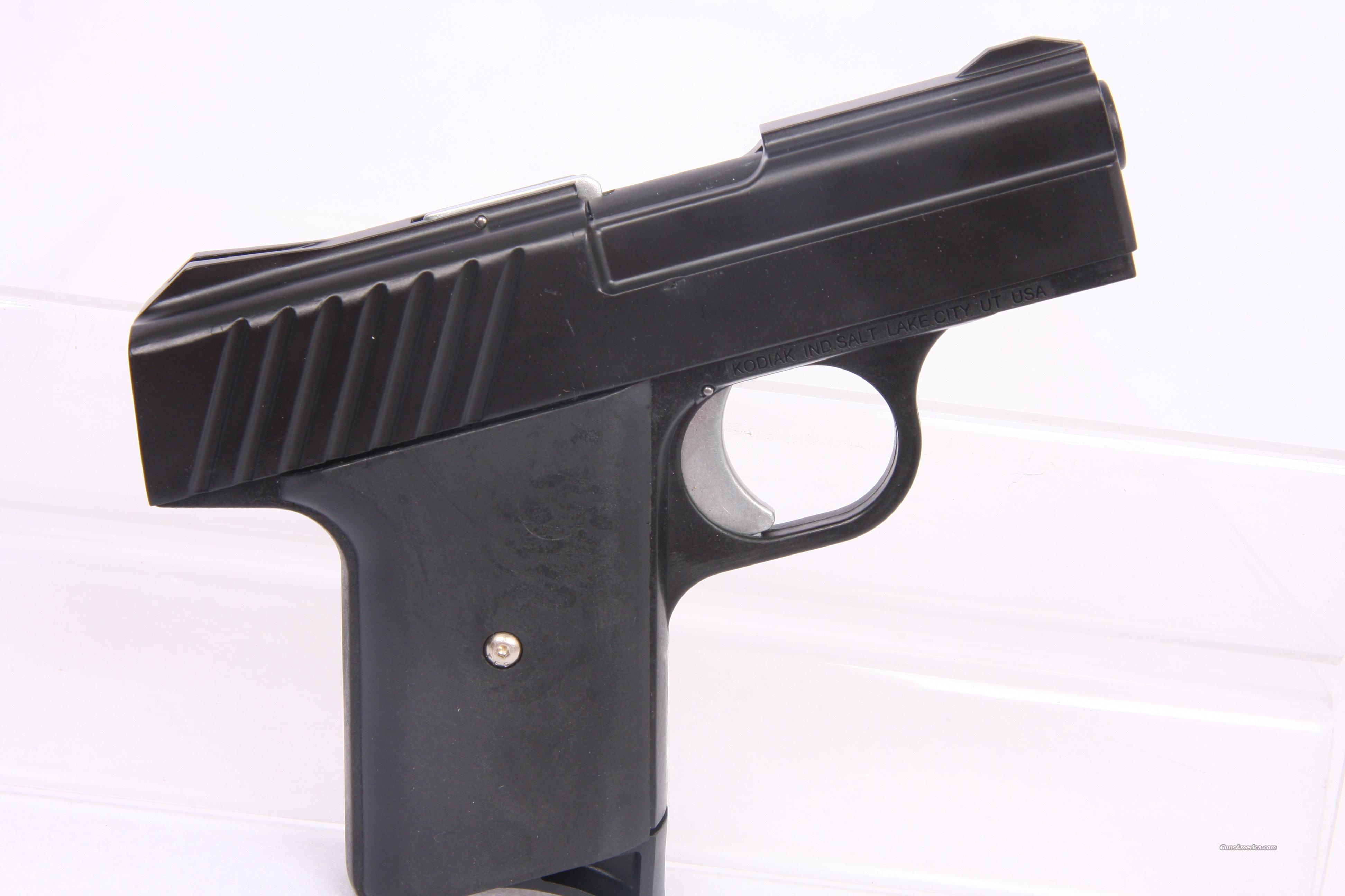 Cobra Denali .380 ACP Black  Guns > Pistols > Cobra Derringers